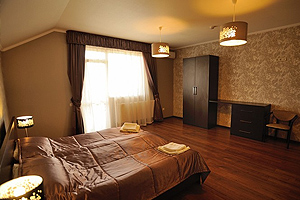 Suite with two rooms